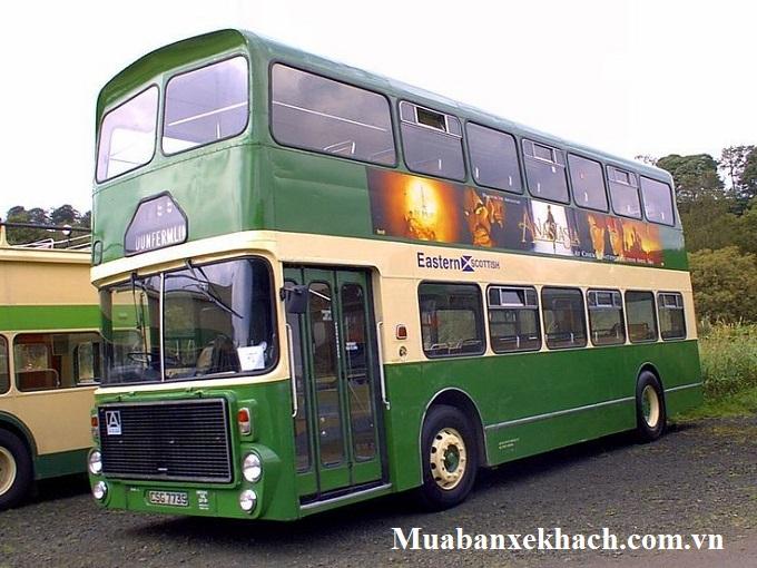xe bus kì lạ