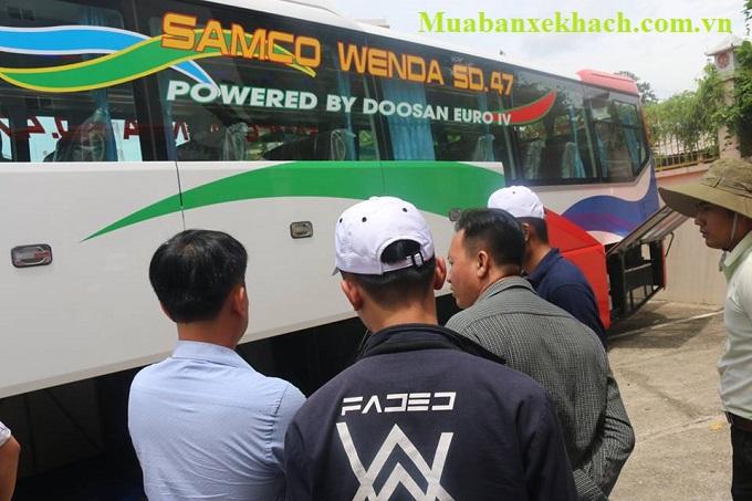 samco bus
