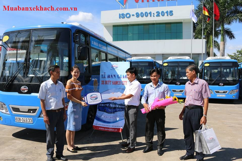 xe buýt Samco City
