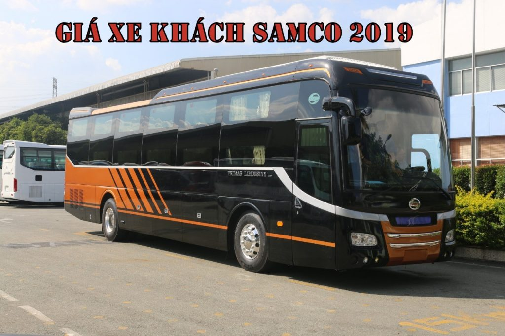 Giá xe Samco 2019