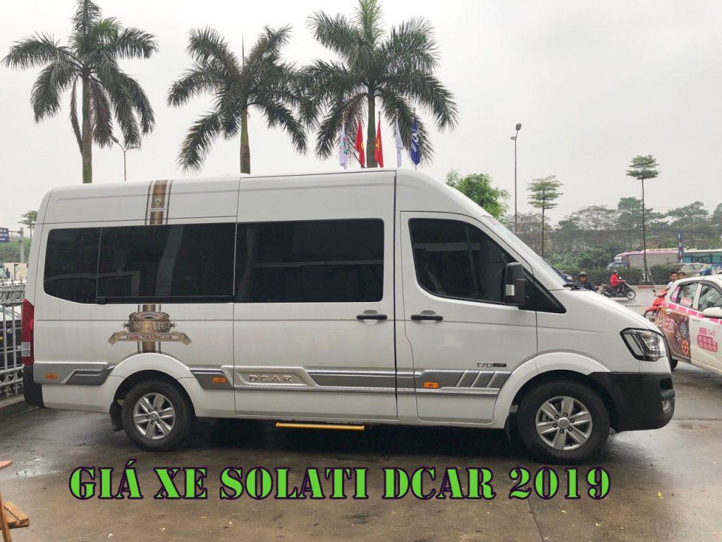 Giá xe Dcar 2019
