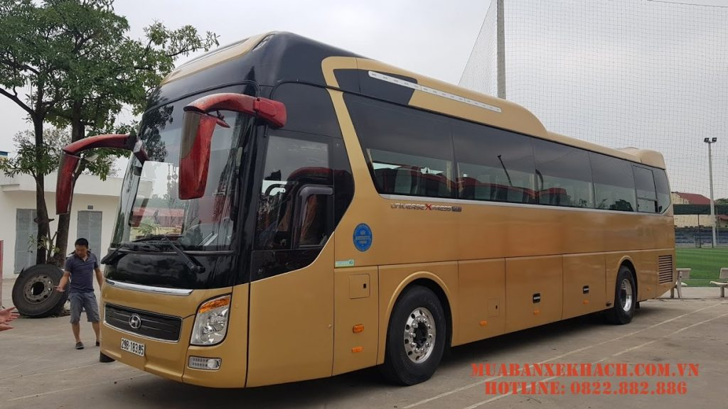 Hyundai Universe nhập khẩu